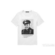 Мужская Футболка «Юрий Гагарин»