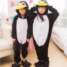 Детская пижама кигуруми Пингвинчик