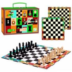 Настольная игра Djeco «Шахматы и шашки»