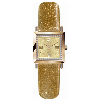 Женские золотые часы «Камея»