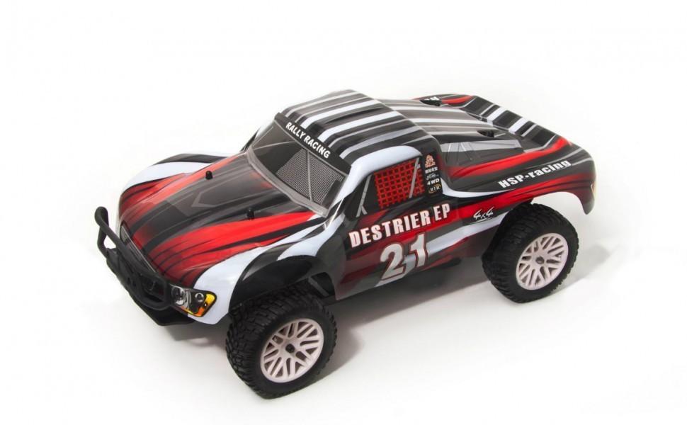 Радиоуправляемый внедорожник HSP Desert Rally Car