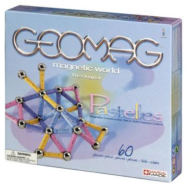 Конструктор Geomag Pastelles 60