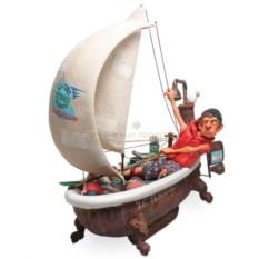 Скульптура Яхтсмен