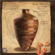 Напольная ваза Афина