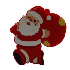 Флешка Санта Клаус с мешком подарков