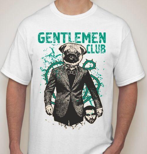 Футболка Gentlemen club