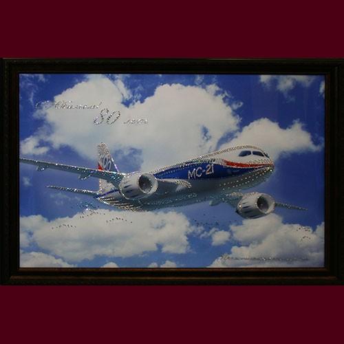 Картина с кристаллами Swarovski МС-21
