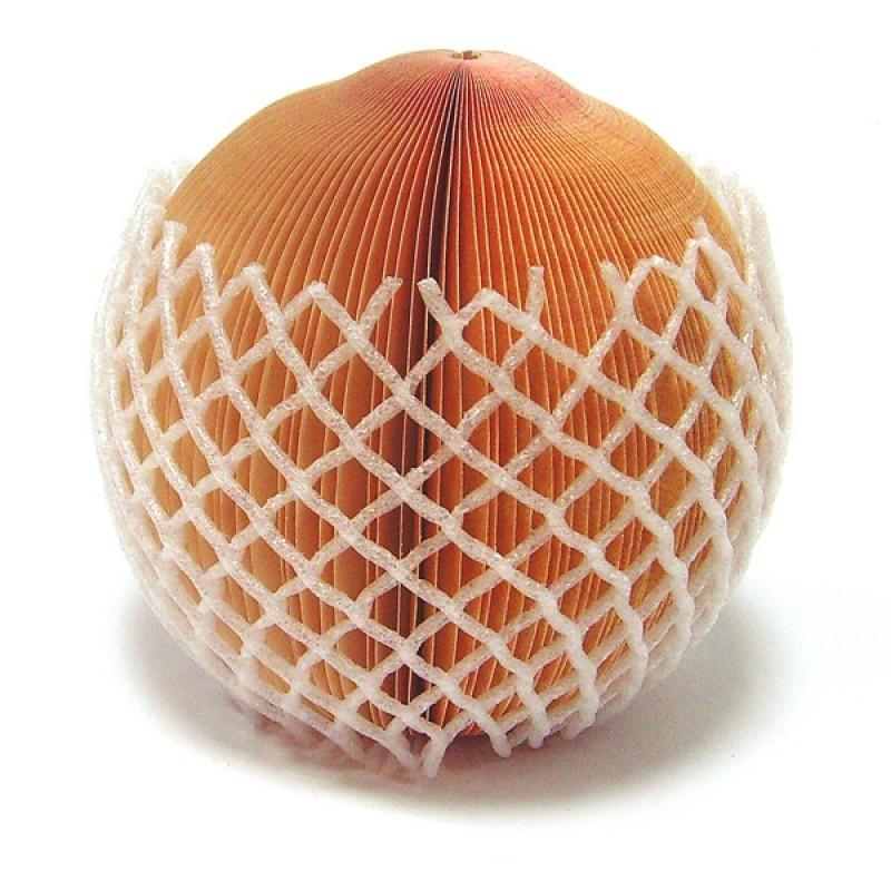 Блокнот «Персик»