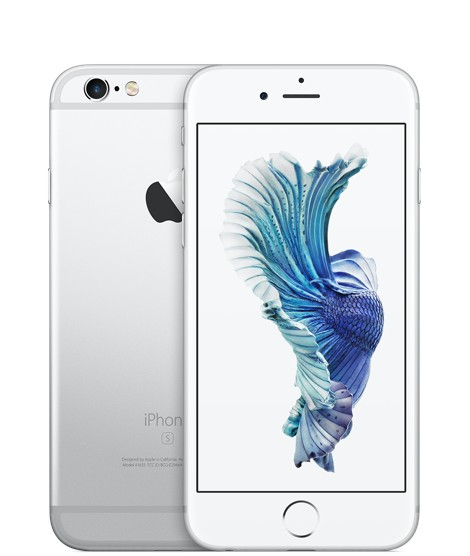 Apple iPhone 6s 128Gb (Silver White)