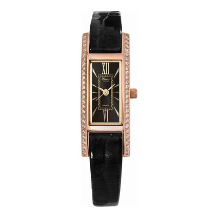 Женские золотые часы «Роза»