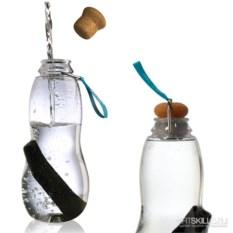 Голубая эко-бутылка с фильтром Eau Good