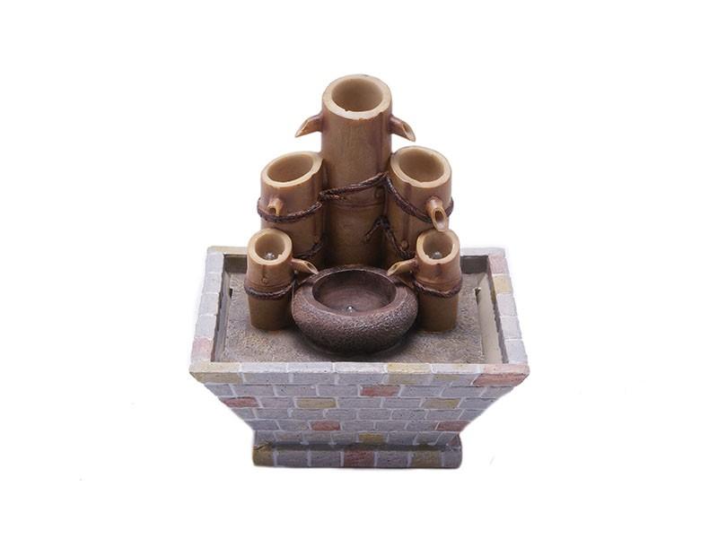 Декоративный фонтан Бамбук