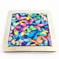3D пазл «Бабочки»