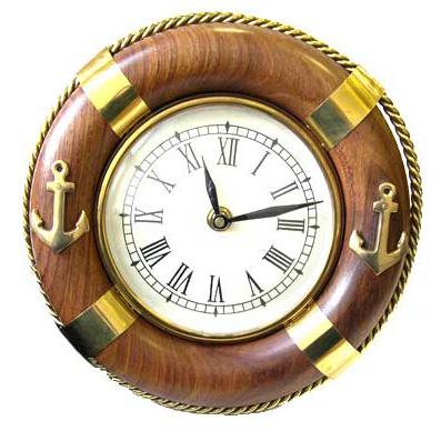Сувенир: часы «Спасательный круг»