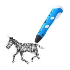 3D ручка Spider Pen Start Blue и 40 метров пластика