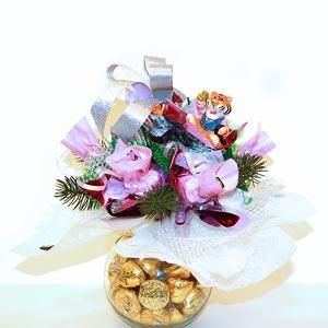 Букет конфет «Тигрёнок»