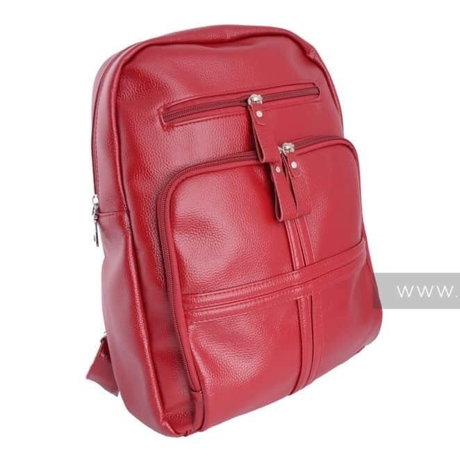 Женский рюкзак Jinsichong (цвет: красный)
