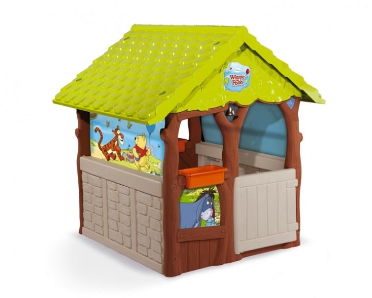 Детский игровой домик из серии Winnie Smoby