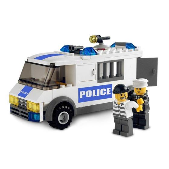 Набор Lego City «Спецавтомобиль»