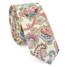 Узкий галстук (огурцы)