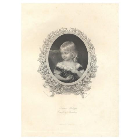 «Бельгийский Принц Филипп, граф Фландрский»