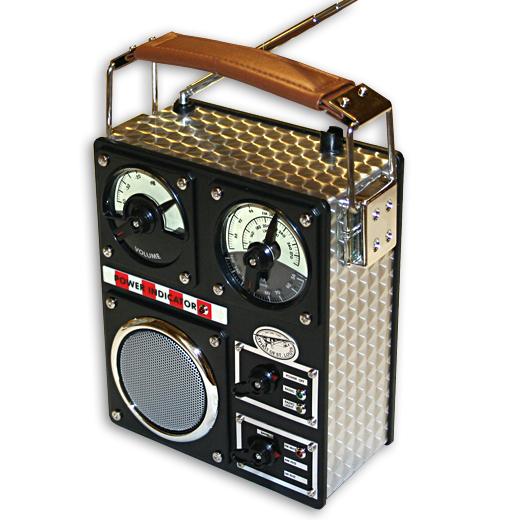 Радио «Приборная панель»