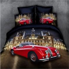 3D-постельное белье Казино Монте-Карло