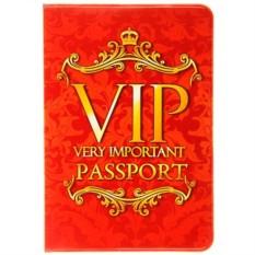 Обложка для паспорта «VIP»
