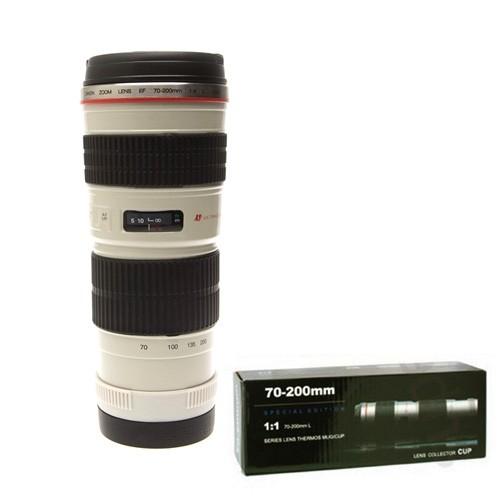 Кружка объектив Canon EF 70-200mm
