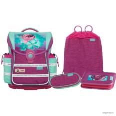 Фиолетовый ранец McNeill Ergo Light plus