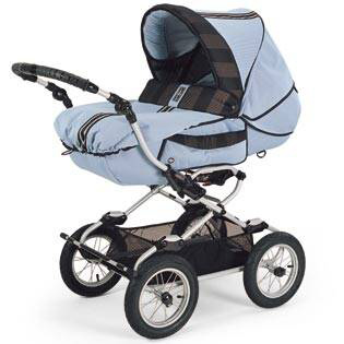 Детская коляска Style AT