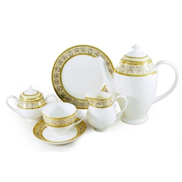 Чайный сервиз Престиж из 21 предмета на 6 персон