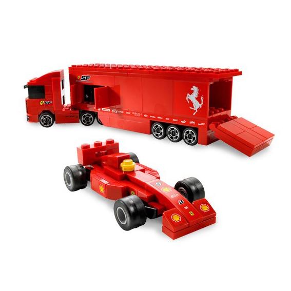 Набор Lego Racers
