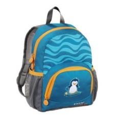 Голубой детский рюкзак Junior Dressy Little Penguin
