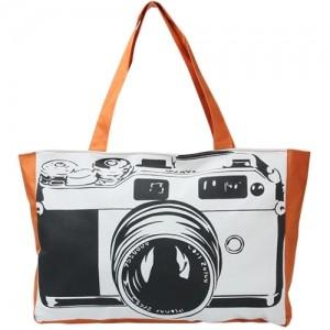 Сумка-фотоаппарат (оранжевая)