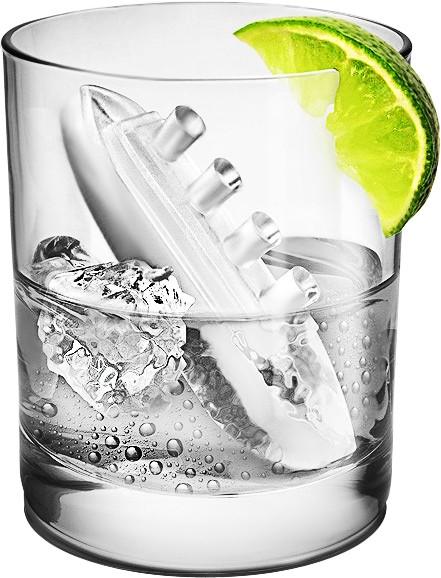 Форма для льда «Катастрофа в бокале»