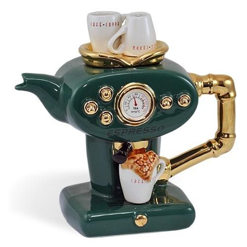 Чайник Утренний эспрессо с одной чашкой