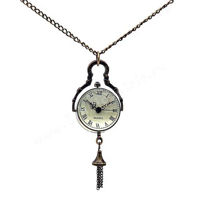 Часы-подвеска в стиле steampunk