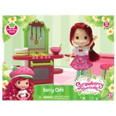 Кукла и Кафе Strawberry Shortcake Шарлотта Земляничка