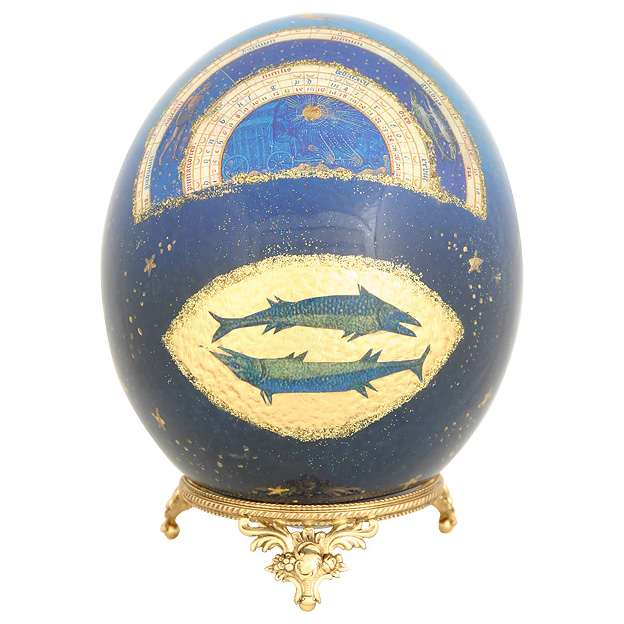 Яйцо «Рыбы»