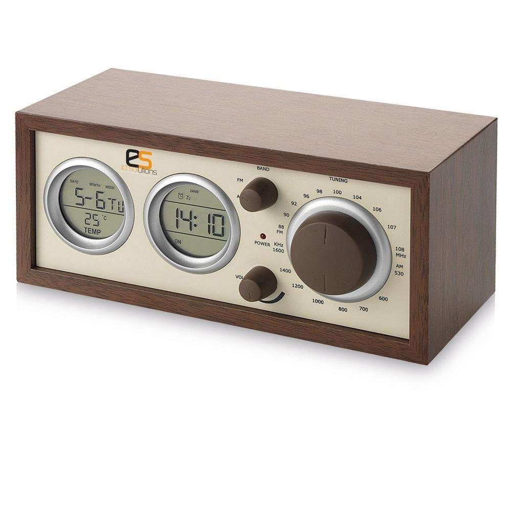 Радиоприемник в стиле Ретро AM/FM Classic