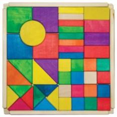 Набор кубиков Строительный
