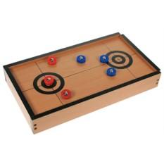 Настольная игра Керлинг , размер 40х23х6см