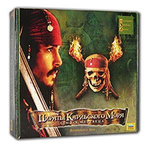 Настольная игра «Пираты Карибского моря»