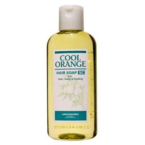 Лечебный шампунь «Супер холодный апельсин»