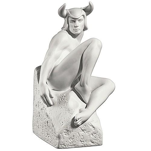 Фарфоровая статуэтка Телец-мужчина Royal Copenhagen
