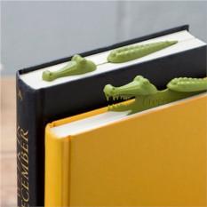 Книжная закладка Crocomark