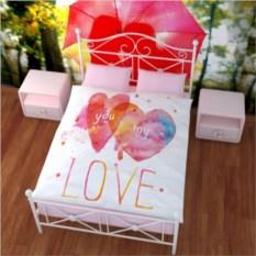 Романтическое постельное белье You my love