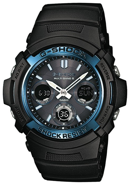 Часы Casio G-Shock AWG-M100A-1A Classic Collection