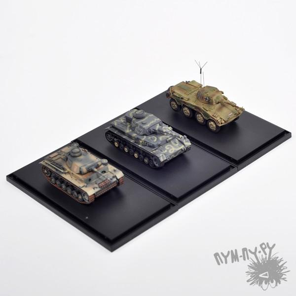 Модель танка Panzer IV (1943)
